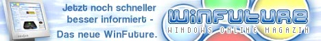 WinFuture.de - News, Download, Forum, Test, Reviews, ...