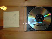 Windows 98 von Vandusk