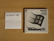Windows 98 von erikson