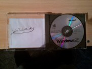 Windows 95 von GerWonder