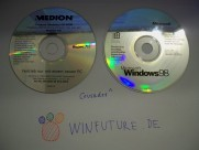Windows Me von Crusader^