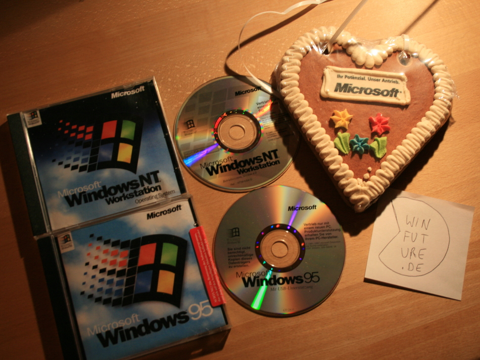 Windows 95 von blisss